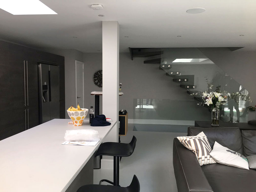 Basement Kitchen, West London
