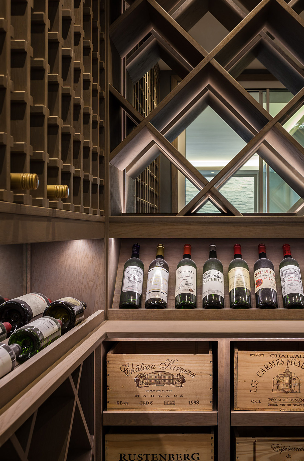 Wine Cellar, Basement, West London