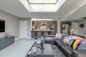 Basement Conversion Battersea London