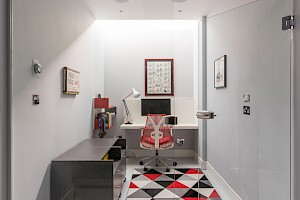 Basement office, Basement conversion battersea.